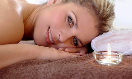 $104 for a Spa Package with Massage, Body Scrub, and Body Wrap at Truly Serene Day Spa ($254 Value)