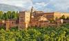 Granada: 1 o 2 noches con desayuno y entradas Alhambra