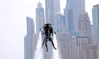 30-Minute Jetpack or Jetovator Experience with Hydro Water Sport (Up to 57% Off)