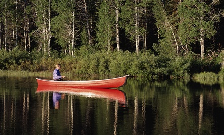 Two-Night Stay in a Cabin or Tent and Kayaking or Canoeing at Bear Run Campground (Up to 54% Off)