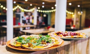 Buca di Pizza: Bottle of Prosecco and Two Pizzas at Buca di Pizza, Manchester City Centre (Up to 49% Off)