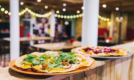 Bottle of Prosecco and Two Pizzas at Buca di Pizza, Manchester City Centre (Up to 49% Off)