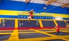 Up to 30% Off Trampoline Park Admission at Sky High Sports