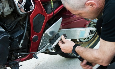 $99 for a Spring Motorcycle Tune-Up at Essential Motorcycle Services ($180 Value)