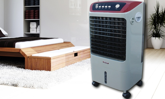chauffage climatiseur mobile groupon shopping. Black Bedroom Furniture Sets. Home Design Ideas