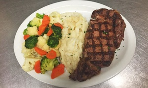 Parkway Bar and Grill: $20 for $30 Worth of Food and Drinks for Dinner for Two or More at Parkway Bar and Grill