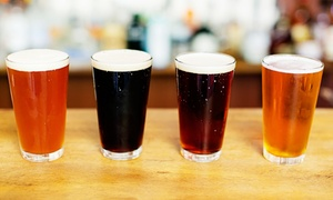 Rancho Las Lomas: Craft Beer Tasting Experience for Two or Four at Rancho Las Lomas (Up to 51% Off)