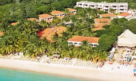 3-, 4-, 5-, 6-, or 7-Night All-Inclusive Stay for Two at Mayan Princess Beach & Dive Resort in Honduras