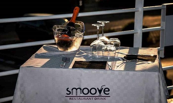 Smoove Restaurant Viareggio Fino a 64% - Viareggio, LU | Groupon