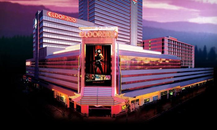Eldorado Hotel Casino - Reno, NV: One-Night Stay at Eldorado Hotel Casino in Reno, NV