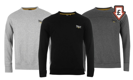 Everlast Crew Sweater for £17.99