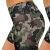 Women's Camo Active Shorts (2-Pack). Plus Sizes Available.