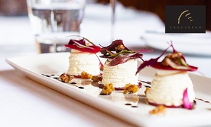 The Crazy Bear Group: English or Thai Vegetarian Gourmet Menu with Premium Champagne at The Crazy Bear From £25.50 (Up to 64% Off)