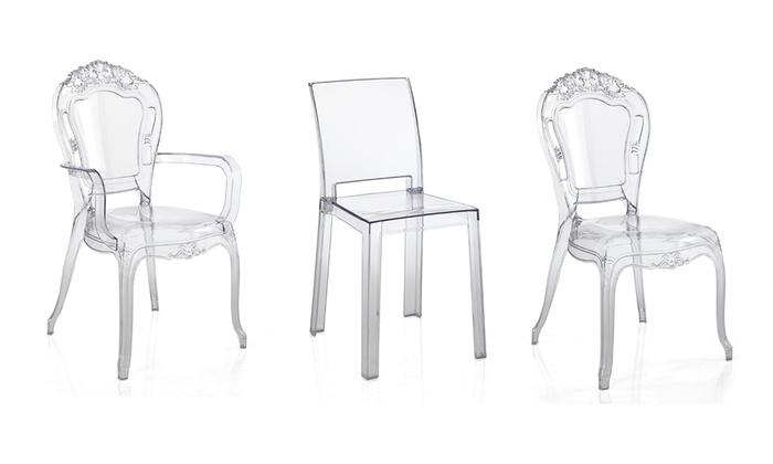Fino a su set di sedie tomasucci groupon