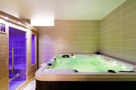 Offre spa, bain à remous et sauna infrarouge de 45 min à 19,90 € chez I Love My Popotin 11