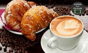 Guta Café: Guta Café – Rua Augusta: café + bolo ou salgado para 1 ou 2 pessoas