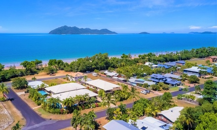 Mission Beach, Queensland: 2, 3, 5 or 7 Nights for Two or Four with Bottle of Wine per Couple at 4* Mission Reef Resort