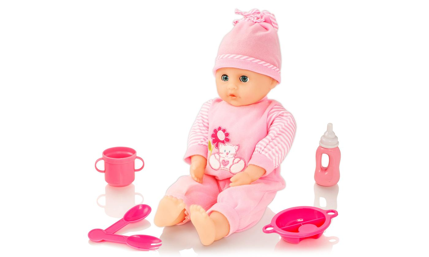 Molly Dolly Sweet Sounds Baby Doll Set