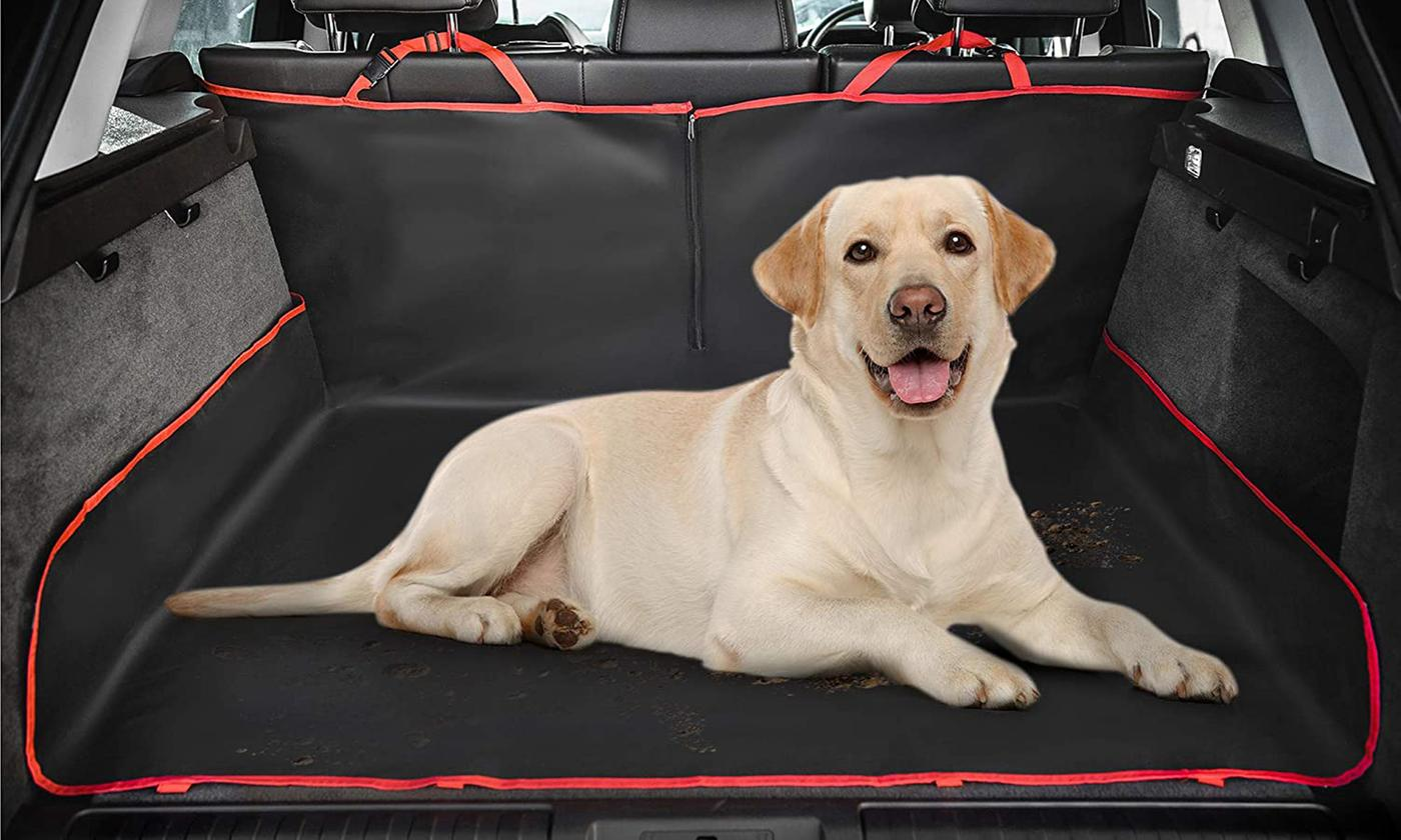 One or Two Vivo Car Boot Liner and Seat Protectors
