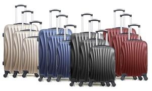 Set de 3 valises Moscou-A