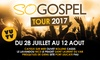 Tournée Estivale So Gospel