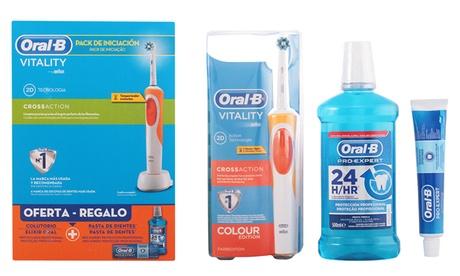 Lote de Limpieza bucal oral B