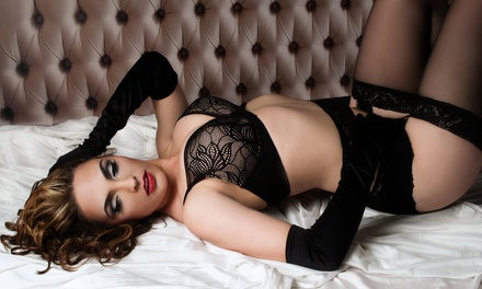$87 for a Two-Hour Boudoir-Photography Session at Glamour Shots of El Paso ($1,250 Value)