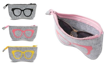 Borsa per occhiali multi-funzionale disponibile in 3 colori