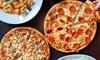 25% Cash Back at Pizzeria Aroma