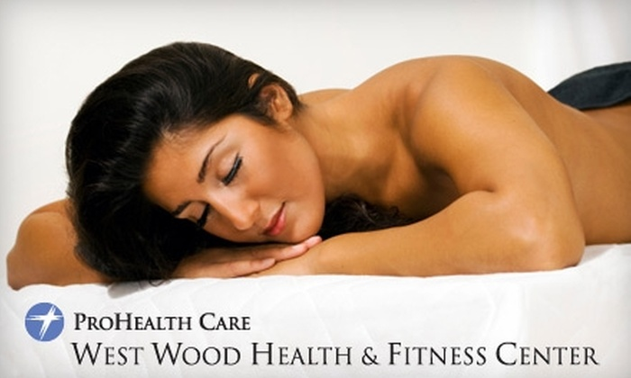 The Spa at West Wood - Waukesha: $42 for a 60-Minute Massage at The Spa at West Wood in Pewaukee (Up to $94 Value)