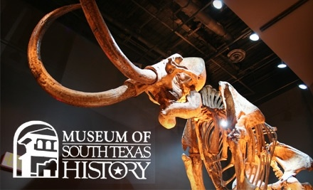 Museum of South Texas History: 1-Year Family Membership - Museum of South Texas History in Edinburg