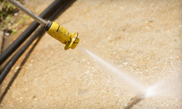 AppleCreek General Contractors - Naples: $65 for Two Hours of Pressure Cleaning from AppleCreek General Contractors