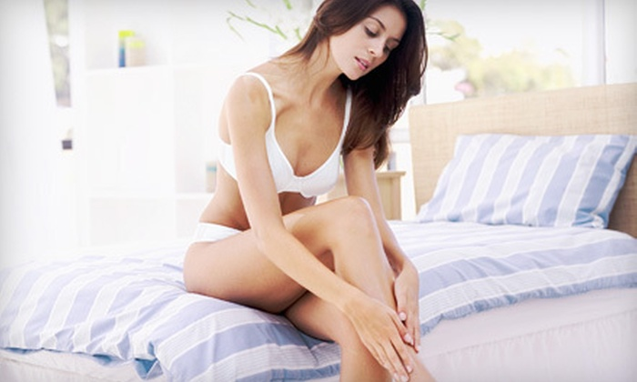 Cosmedic Laser Spas - Melrose Park: $299 for One Year of Laser Hair Removal on Three Areas at Cosmedic Laser Spas in Melrose Park (Up to $3,800 Value)