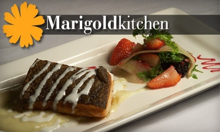 Marigold Kitchen - Spruce Hill: $25 for $50 of Inventive American Cuisine at Marigold Kitchen