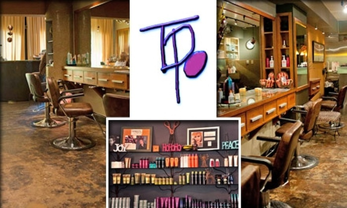 Paula's Salon - Flamingo / Lummus: $35 Package of Services at Paula's Salon (Up to $92 Value)