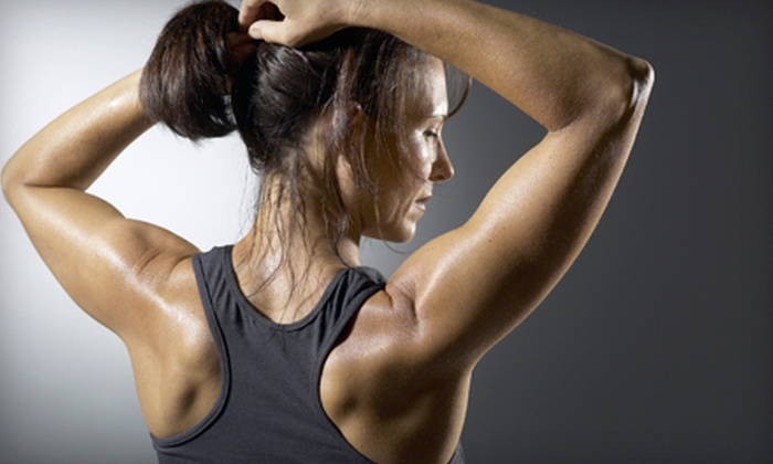 Sin City Waist Trimmers - Green Valley Ranch: $29 for 10 Boot Camp Sessions at Sin City Waist Trimmers in Henderson ($100 Value)
