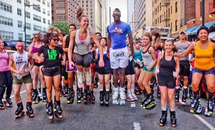 1 Kangoo Fitness Class Including Boot Rental (a $25 value) - Mario The Trainer in Manhattan