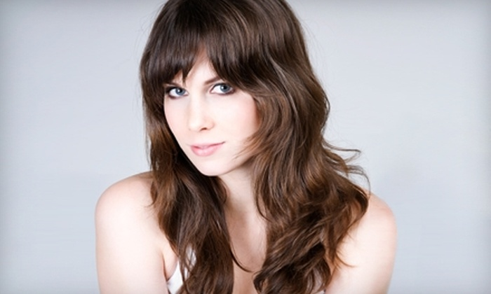 Lotus Hair Design - Downtown: $35 for a Deep-Conditioning Treatment, Haircut, and Style at Lotus Hair Design ($70 Value)