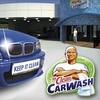 Half Off at Mr. Clean Car Wash
