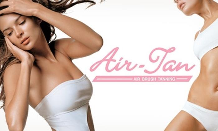 Air-Tan - Warfleigh: $14 for One Hand-Applied Spray Tan at Air-Tan ($30 Value)