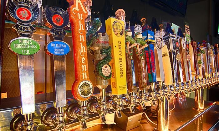 Michigan Beer Company - Michigan Beer Company: $75 for Two $50 Gift Cards from Michigan Beer Company ($100 Value)