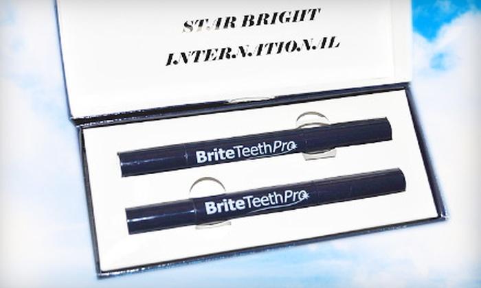 Star Bright International - Las Vegas: Two or Four Teeth-Whitening Pens from Star Bright International