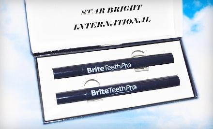 2 Teeth-Whitening Pens (a $59 value) - Star Bright International in