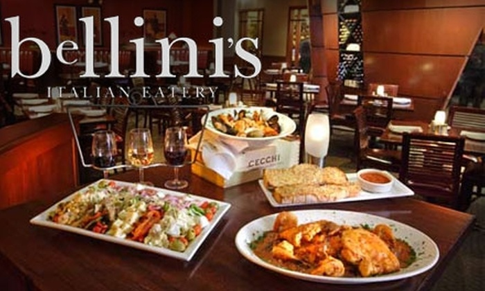 Bellini's Italian Eatery - South Windsor: $20 for $40 Worth of Italian Fare, Drinks, and More at Bellini's Italian Eatery