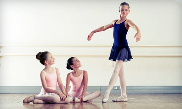 Let's Dance - Pleasantburg: $59 for 12 Weekly Kids' Dance Classes at Let's Dance (Up to $210 Value)