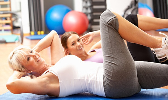 Fitness Together - Multiple Locations: $49 for 12 Small-Group Training Sessions at Fitness Together (Up to $359 Value). Five Locations Available.