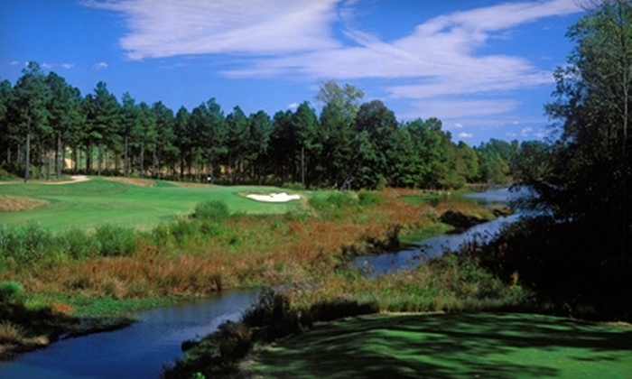Grand Harbor Golf and Yacht Club - Ninety Six: $58 for a Round of Golf and Cart for Two at Grand Harbor Golf and Yacht Club ($116 Value)