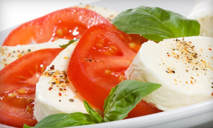 Pazzo Pazzo Italian Cuisine - Downtown: Italian Fare and Drinks for Dinner or Lunch at Pazzo Pazzo Italian Cuisine (Half Off)