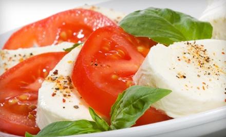 $30 Groupon for Dinner - Pazzo Pazzo Italian Cuisine in Edmonton