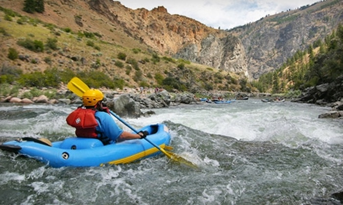 Echo River Trips - Northwest Josephine: $445 for Four-Day, Three-Night Rogue River Rafting and Camping Trip with Echo River Trips in Galice ($905 Value)